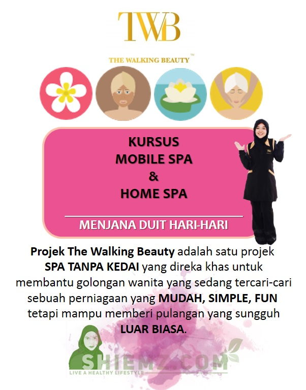 Kursus Mobile Spa